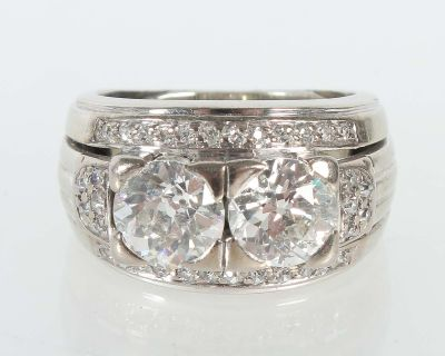 Ladies ring, 1920s/1930s, Jewellery