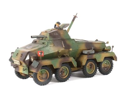 Armoured scout vehicle, Hausser, around 1940, Toys
